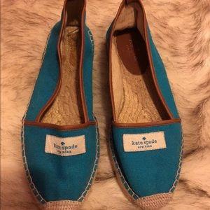 Kate spade Shoes espadrille size 8